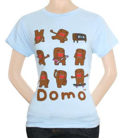 Juniors: Domo - Rock It