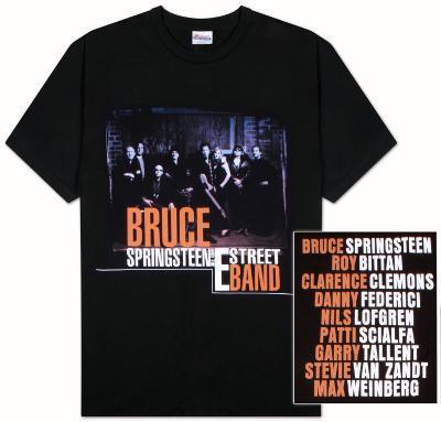 Bruce Springsteen - E Street