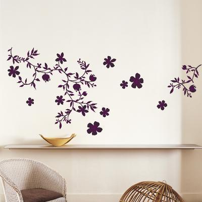 Fleurs Purple
