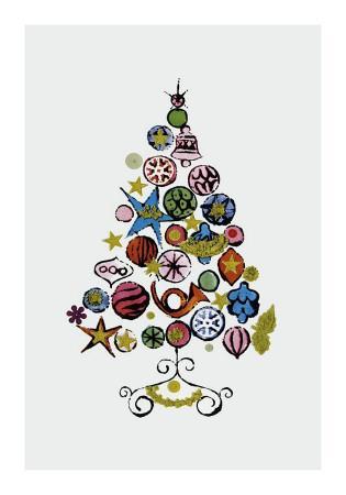 Christmas Tree, c.1958