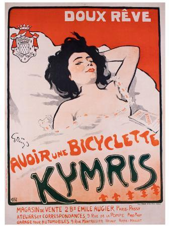 Bicyclette Kymris, Doux Reve