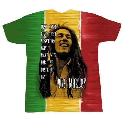 Bob Marley - Positive Dye