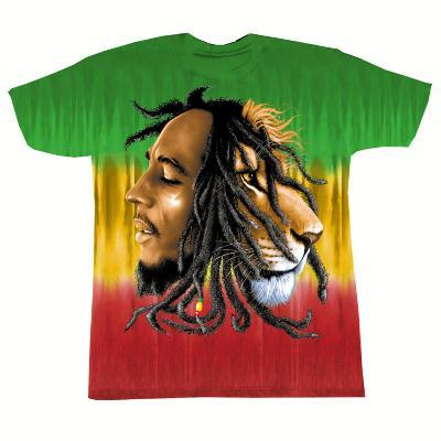 Bob Marley - Profiles Dye