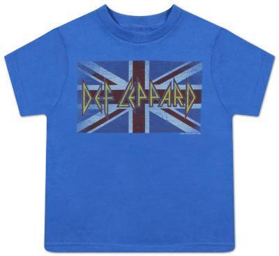 Toddler: Def Leppard - Lil Union Jack