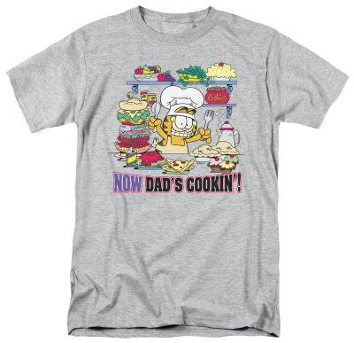 Garfield - Now Dad's Cooking