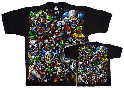 Urban - Colored Clowns