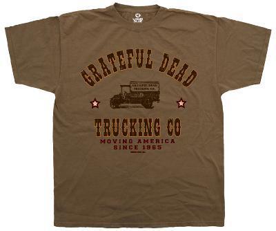 Grateful Dead - GD Truckin