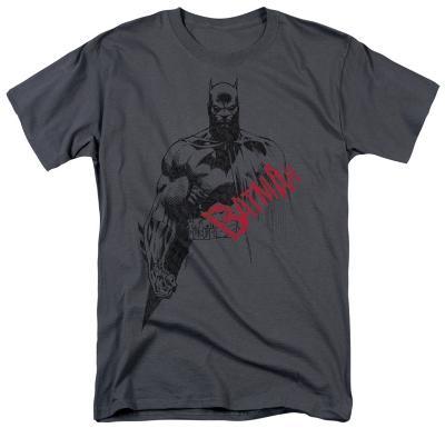 Batman - Sketch Bat Logo