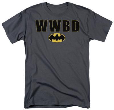 Batman - What Would Batman Do Logo