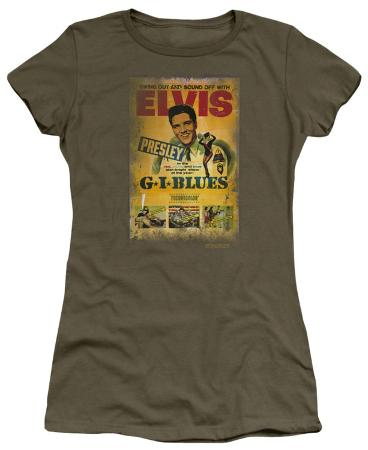 Juniors: Elvis - G.I. Blues Poster