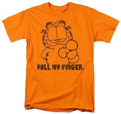 Garfield - Pull My Finger