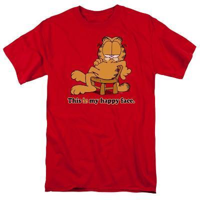 Garfield - Happy Face