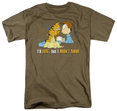 Garfield - I'll Rise