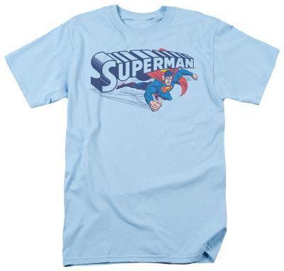Superman - Under Logo