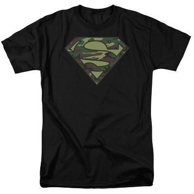 Superman - Camo Logo