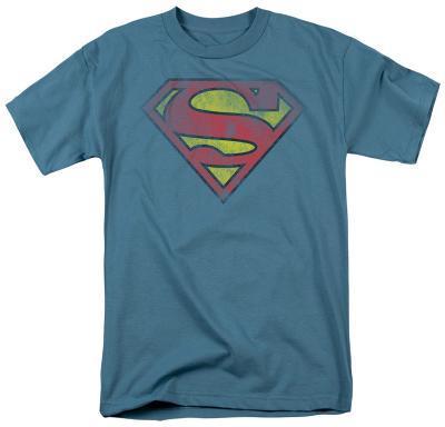 Superman - Inside Shield