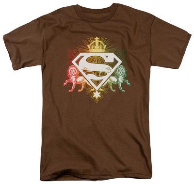 Superman - Ornate Lion Shield