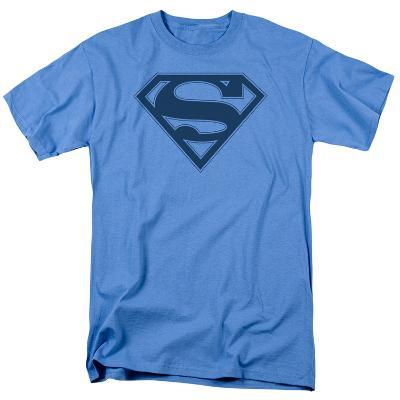 Superman - Carolina Blue & Navy Shield