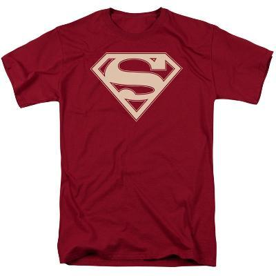 Superman - Crimson & Cream Shield