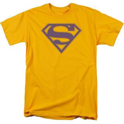 Superman - Purple & Gold Shield