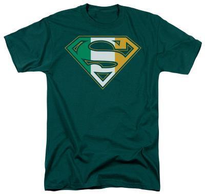 Superman - Irish Shield