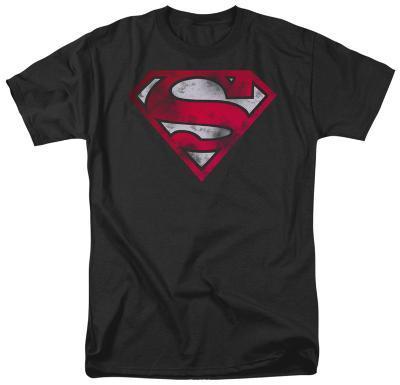 Superman - War Torn Shield