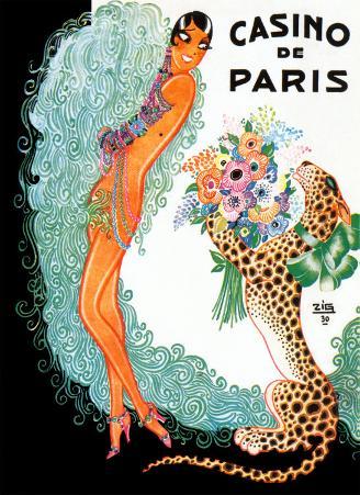Josephine Baker: Casino De Paris