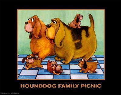Hounddog Family Picnic