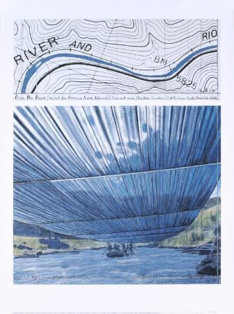 Over The River X: Project for Arkansas River