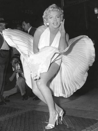 Marilyn Monroe, c.1954