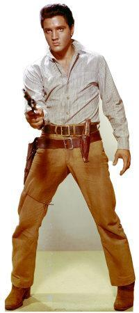 Elvis Gunfighter