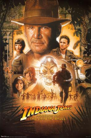 Indiana Jones- Kingdom of the Crystal Skull