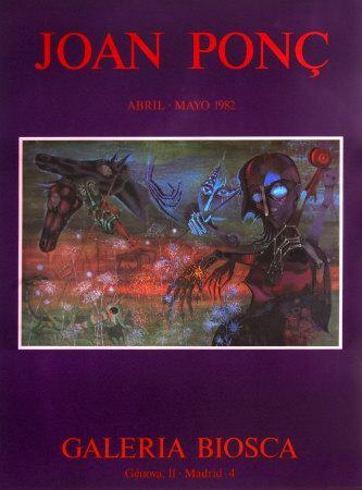 Galeria Biosca 1982