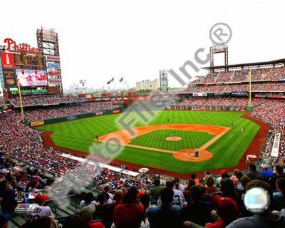 Citizens Bank Park 2008; Philadelphia Phillies