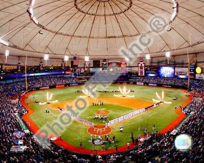 Tropicana Field 2008 Opening Day; Tampa Bay Rays