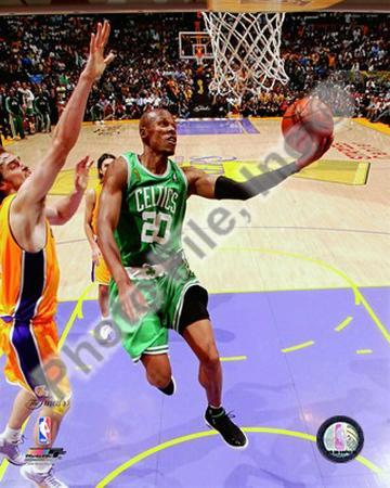 Ray Allen, Game 4 of the 2008 NBA Finals