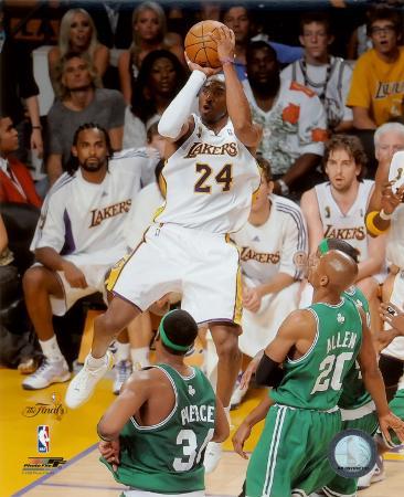 NBA Kobe Bryant, Game 5 of the 2008 NBA Finals