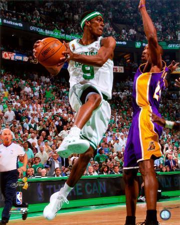 Rajon Rondo, Game Six of the 2008 NBA Finals