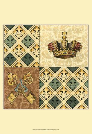 Regal Heraldry III