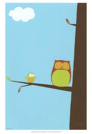 Treetop Owls II