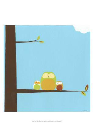 Treetop Owls III