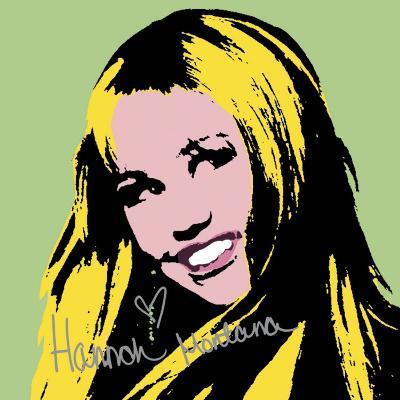 Hannah Montana: Secret Pop Star (green)