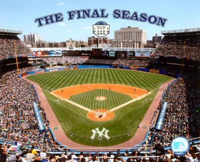 Yankee Stadium 2008 - The Final Season