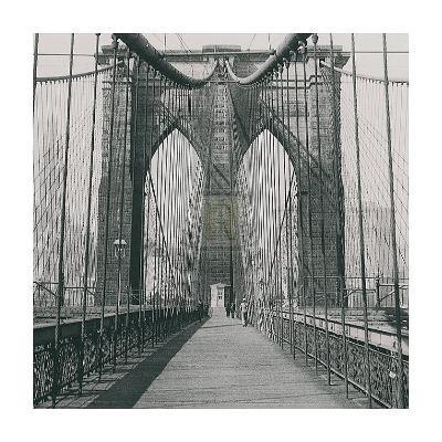 The Brooklyn Bridge, Sunday AM