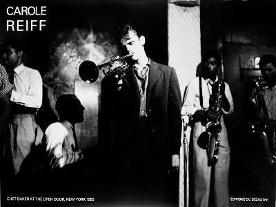 Chet Baker, c.1955