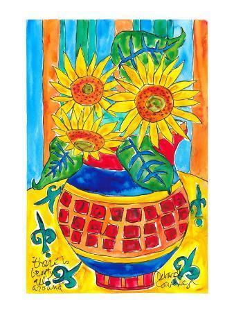 Sunflower Floral Surprise