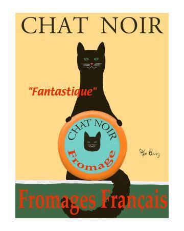 Chat Noir II - Black Cat