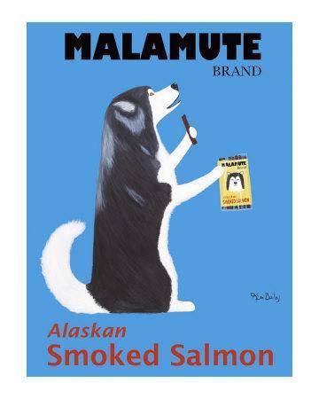 Malamute Smoked Salmon