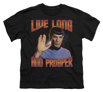 Youth: Star Trek - Live Long and Prosper