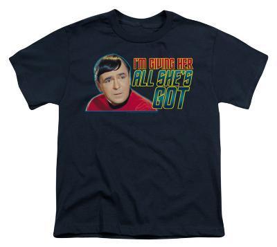 Youth: Star Trek - All She's Got